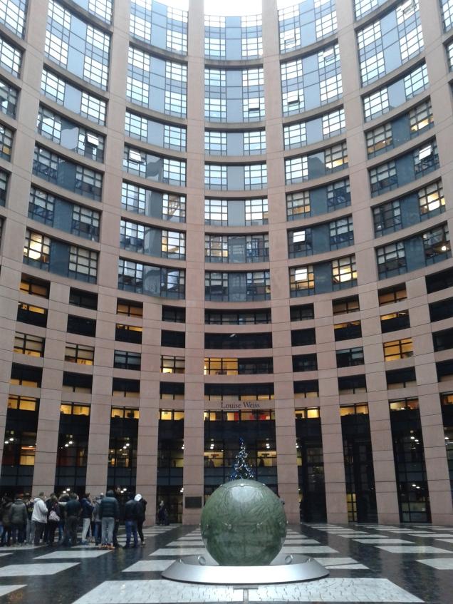 Ingresso Parlamento europeo