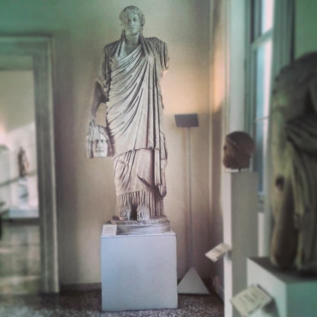 Statua Museo Archeologico