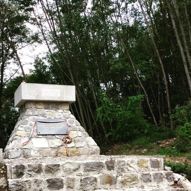 Monumento commemorativo dell'esercito ungherese
