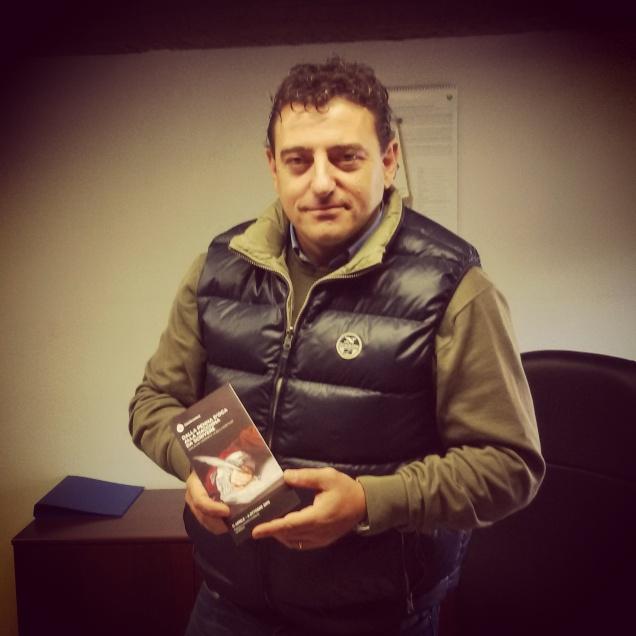 Enrico Graziano, il direttore della fondazione Coronini Cronsberg,