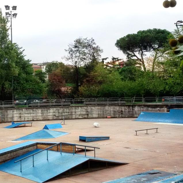 Skate park Galiano