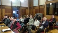Parte del pubblico presente in sala