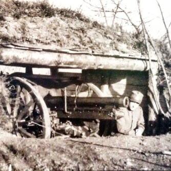 Cannone da campagna italiano da 75mm modello K