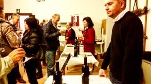 Assaggio del vino