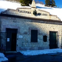 """""""Caserma Milano"""", ingresso al museo"""