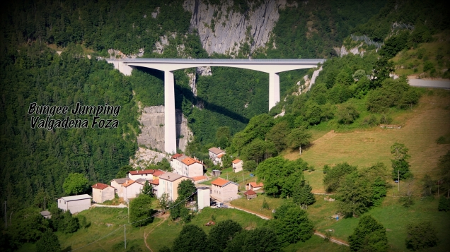 Bungee Jumping dal Viadotto di Valgadena 1