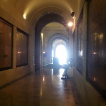 Sacrario Militare di Asiago (interno)