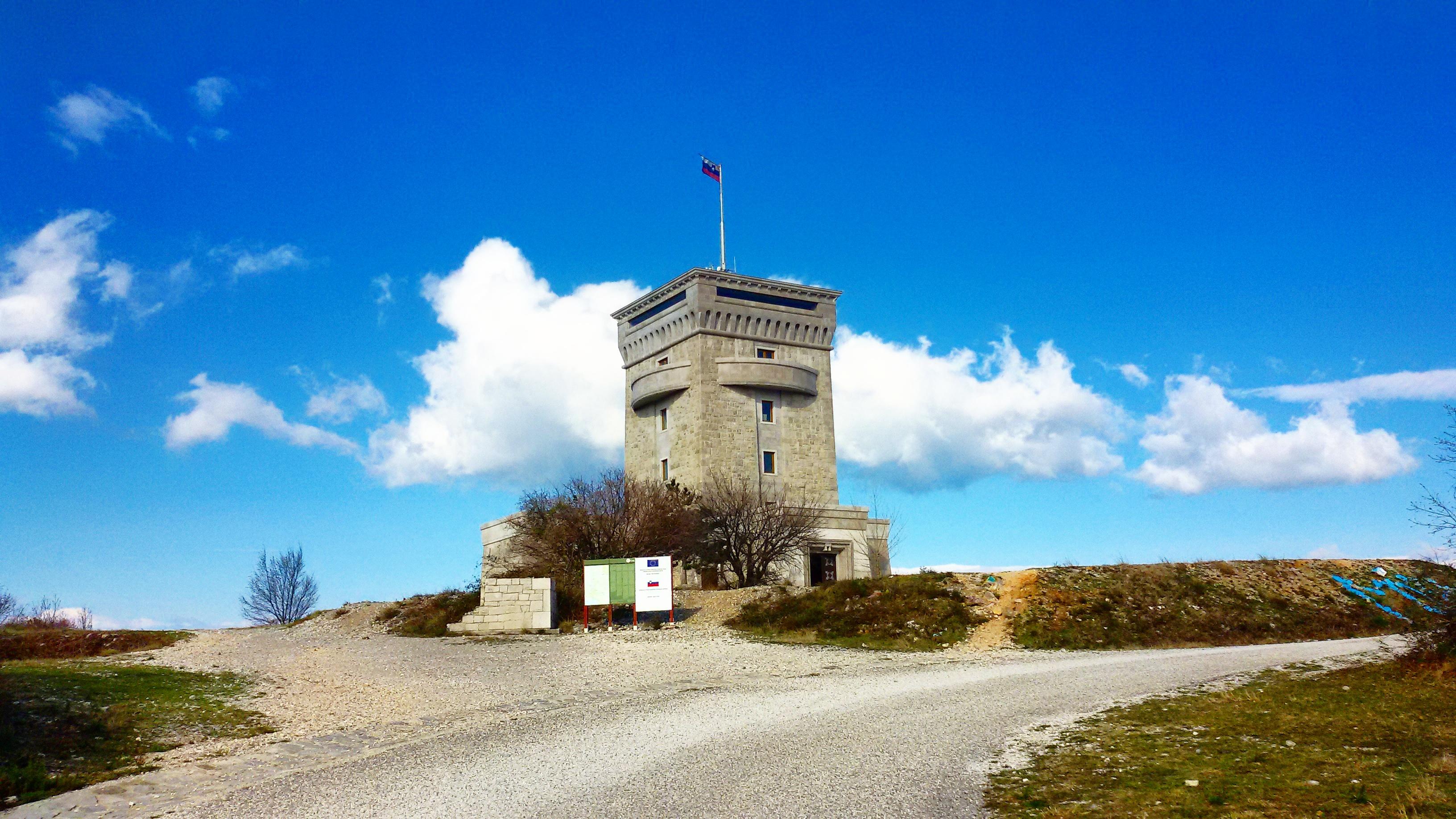 Torre di Cerje, la visita 3