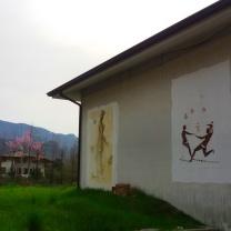 Bordano, Casa delle Farfalle e Forte di Monte Festa 13
