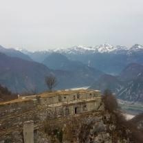 Bordano, Casa delle Farfalle e Forte di Monte Festa 17