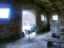 Bordano, Casa delle Farfalle e Forte di Monte Festa 18