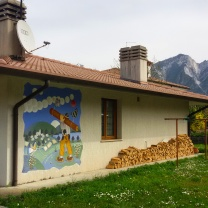 Bordano, Casa delle Farfalle e Forte di Monte Festa 9