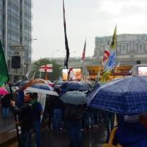 Liberi - manifestazione politica con intervista a Matteo Salvini - Milano 29052016 2