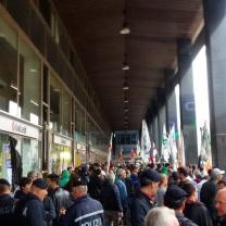 Liberi - manifestazione politica con intervista a Matteo Salvini - Milano 29052016 4