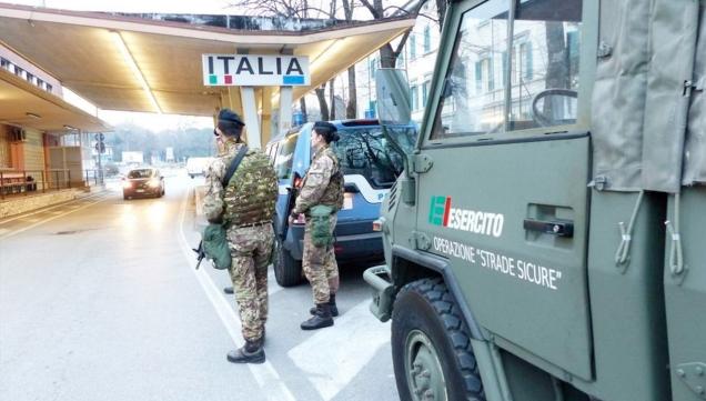 Profughi a Gorizia, violenza senza fine