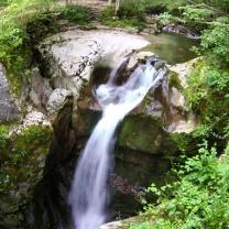 La prima cascata