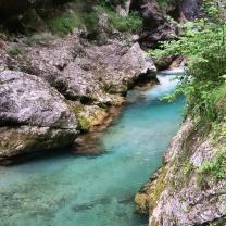 A livello di torrente