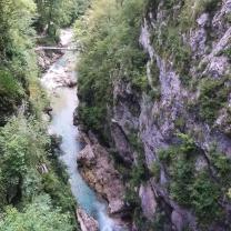 "Vista dal ""Ponte del Diavolo"""