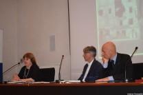 Sulla sinistra la dott.ssa Antonella Gallarotti