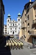 Presa di Gorizia, le foto del centenario21