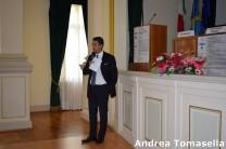 Gianluca Madriz porta i saluti iniziali
