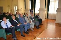 """Platea presente alla conferenza """"Libia, caos e opportunità"""""""