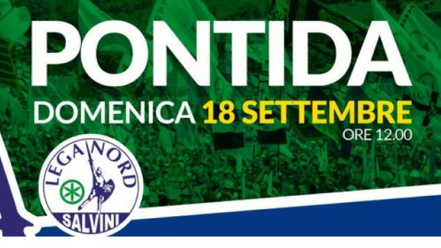 Locandina Pontida 2016