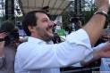 Matteo Salvini a Pontida 2016
