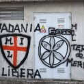 pessimi graffiti leghisti
