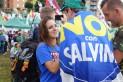 Noi con Salvini bandiera