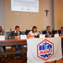 Silvia Paoletti introduce la serata