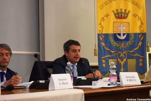 Avvocato Pietro Becci spiega riforma costituzionale