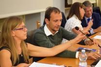 Massimiliano Fedriga e Selina Trevisan