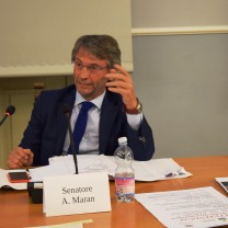 Il senatore Maran spiega le ragioni del sì