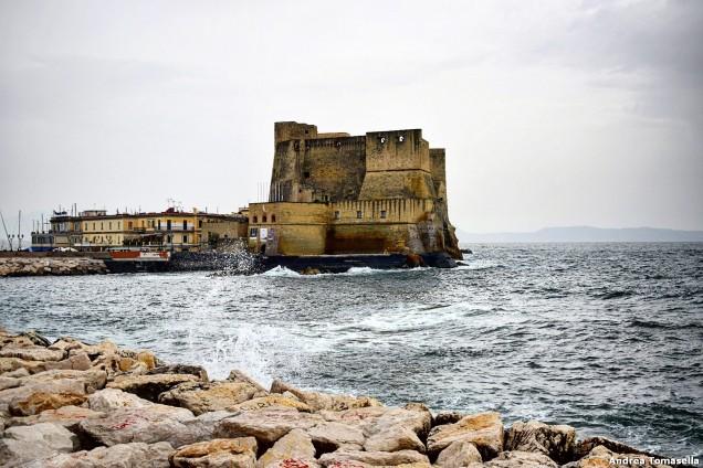Il Golfo di Napoli e Castel Dell'Ovo