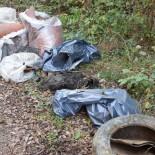 rifiuti lungo la strada
