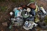 rifiuti raccolti durante Puliamo il Mondo a Gorizia