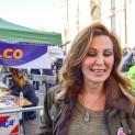 Daniela Santanchè a Firenze