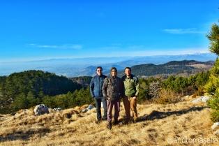 Una foto di Andrea Tomasella in compagnia di amici
