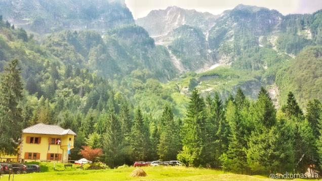 Rifugio Val Lepena del Monte Nero (Krn)