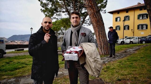 Gianluca Madriz vicepresidente Camera Commercio Venezia Giulia intervistato da Andrea Tomasella