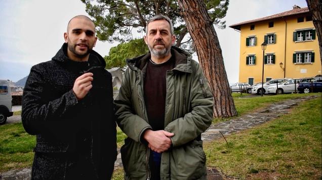 Massimo Santinelli produttore Rosa di Gorizia intervistato da Andrea Tomasella