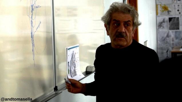 prof. Giovanni Fraziano del dipartimento ingegneria e architettura di Gorizia