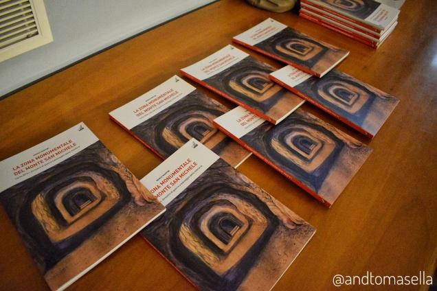 copertine libri la zona monumentale del monte san michele