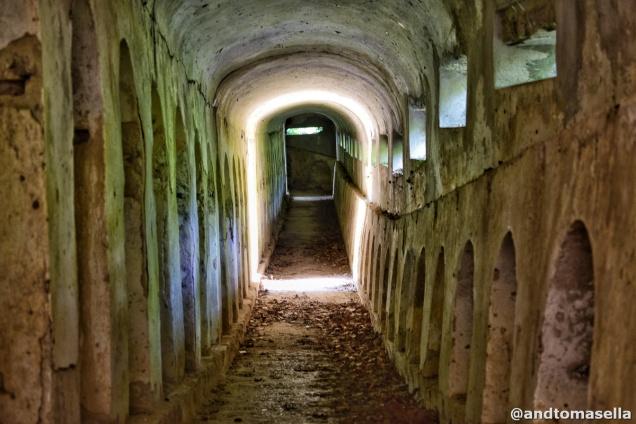 gallerie monte ercole grande guerra friuli venezia giulia gemona