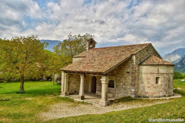 chiesetta sant agnese friuli venezia giulia monte ercole