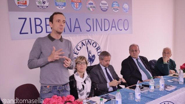 massimiliano fedriga a gorizia ziberna sindaco
