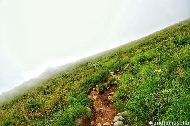 monte nero 2245 m via normale krn fotogalley escursione
