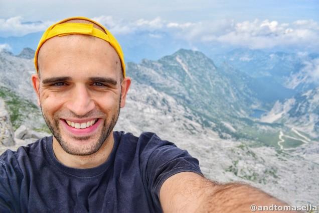 andrea tomasella monte nero 2245 m via normale krn fotogalley escursione
