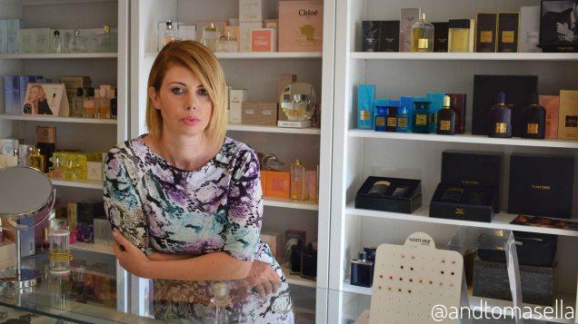 intervista laura buiat candy beauty profumeria gorizia